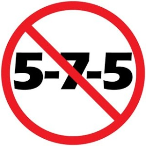 No 5-7-5